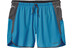 Patagonia M's Strider Pro 5in Shorts Tumalo Grid: Electron Blue